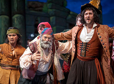 Pirates of Penzance Singalong
