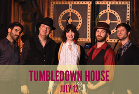 Tumbledown House