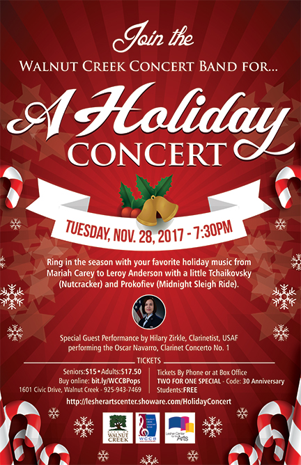 WCCB Holiday Concert