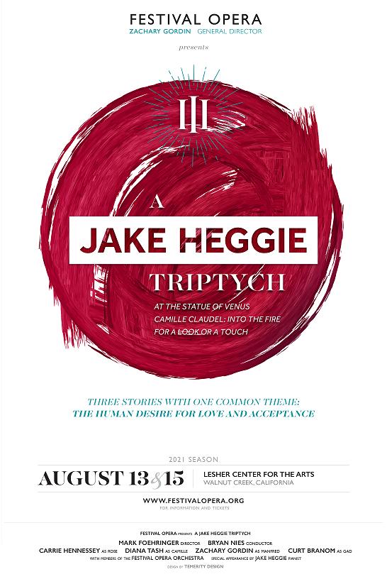 A Jake Heggie Triptych