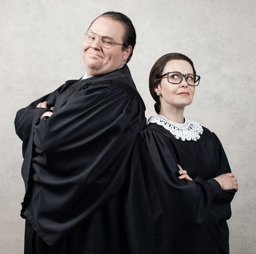 Scalia/Ginsburg, An Opera by Derrick Wang