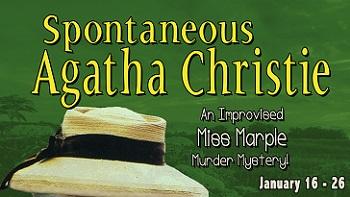 Spontaneous Agatha Christie