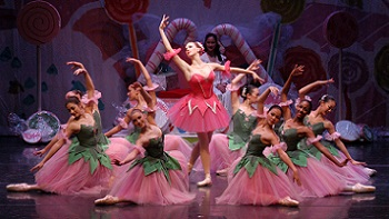 Contra Costa Ballet's The Nutcracker 2018