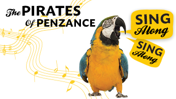 Tickets   The Pirates of Penzance Singalong   Lesher Center