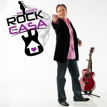 Dan Ashley presents: Rock the CASA, a Charity Concert featuring Rick Springfield