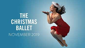 Smuin Ballet Christmas 2020 Tickets | Smuin's The Christmas Ballet | Lesher Center for the Arts